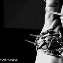Bondage by Ater Crudus Fesseln Workshop Akt Fotografie Leipzig